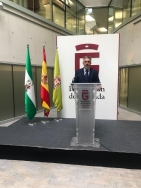 Ciudadanos demanda en la Diputación ayudas fiscales y económicas para salvar el sector cultural granadino
