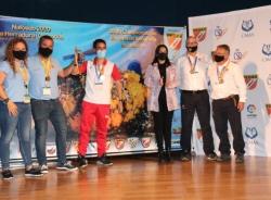 Rafael Fernández Caballero y Oscar Luna (Castilla León) , revalidan en La Herradura el Campeonato de España de Fotografía Submarina 2020
