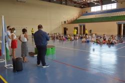 La Escuela de Verano llega a su fin con la entrega de diplomas a los 80 participantes