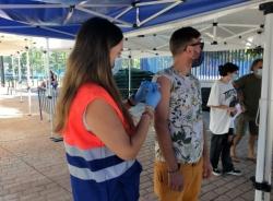 Salud realizará este viernes una nueva jornada de vacunación sin cita previa contra la Covid-19 en Almuñécar
