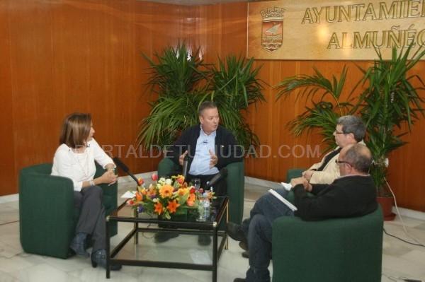 Entrevista al Alcalde de Almuñécar
