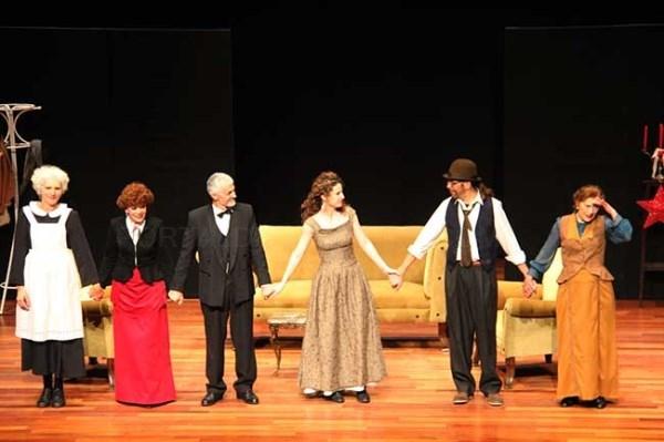 El taller de teatro de salobre a triunf en almu car con la obra casa de mu ecas noticias - Casa de munecas teatro ...