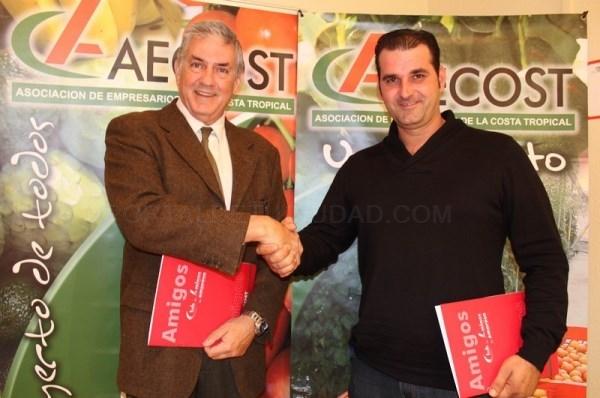 AECOST promueve condiciones ventajosas para sus socios en un acuerdo de colaboración con la empresa ANDREIPLUS