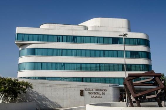 Diputación se suma al gran apagón del 21D dejando sin luz algunos de sus edificios oficiales