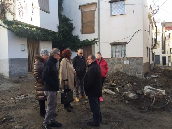 Órgiva remodela una de sus plazas al gusto de sus vecinos