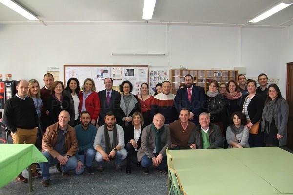 """Almuñécar contará con tres nuevo centros bilingües el próximo curso: """"Virgen de la Antigua"""", """"La Santa Cruz"""" y """"Río Verde"""""""