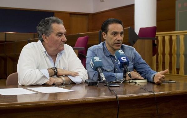 Antonio Escámez explica que al no contar con un Plan Especial de Protección del Centro Histórico aprobado, el Ayuntamiento no tiene herramientas