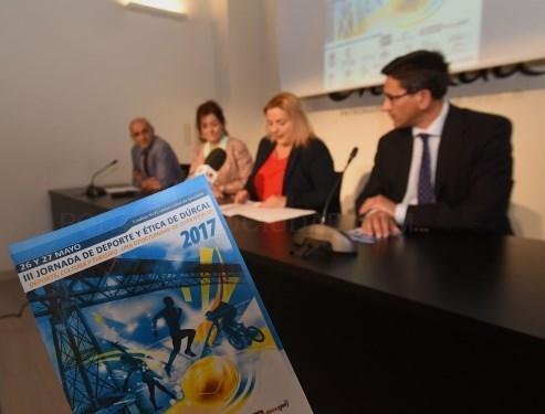 vi?eta Presentan la III edición de las Jornadas sobre Ética y Deporte de Dúrcal