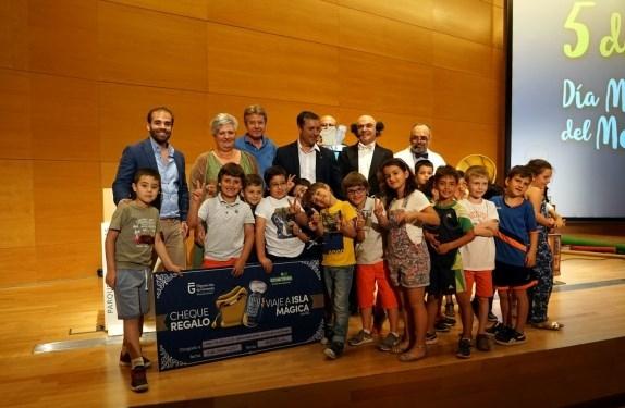 """Escolares de Guadix ganan el I Concurso de """"vídeo-manifiestos"""" en el Día Mundial del Medio Ambiente"""