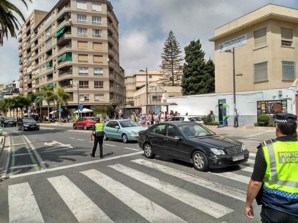 El área de Seguridad Ciudadana recuerda las restricciones al tráfico durante las Fiestas Patronales