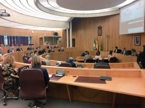 El Pleno de Diputación aprueba dos proyectos de ahorro energético por un importe de un millón de euros