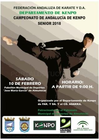 LOS KENPOCAS DE ALMUñéCAR Y LA HERRADURA SUMARON 17 TROFEOS EN ANDALUZ SéNIOR