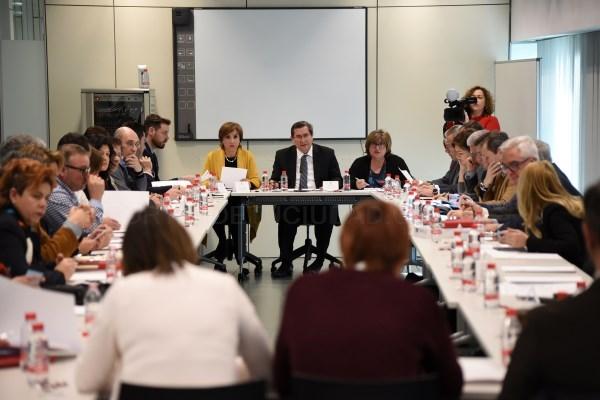 """La Mesa por la Industria impulsada por Diputación acuerda un decálogo de medidas para superar un """"déficit histórico"""""""