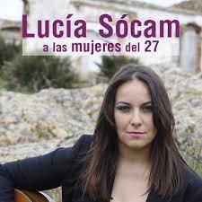 La cantautora Lucía Sócam canta mañana a las mujeres del 27 en la Museo Casa Natal de Fuentevaqueros