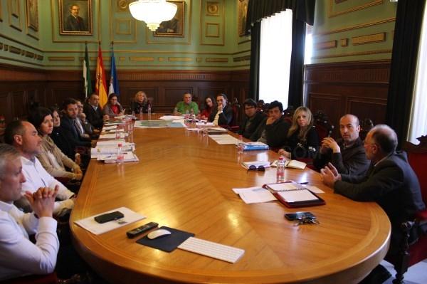 Flor Almón y Antonio Escámez destacan la buena disposición de la Junta para el desbloqueo de la ampliación del suelo cultivable para invernaderos