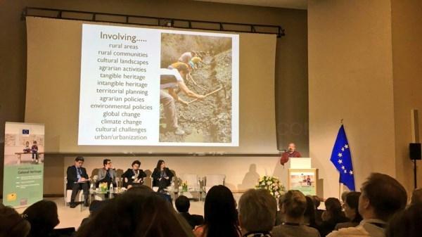 """Destacan el proyecto MEMOLA en las jornadas de """"Innovation & Cultural Heritage"""" de Bruselas por su innovación e impacto social"""