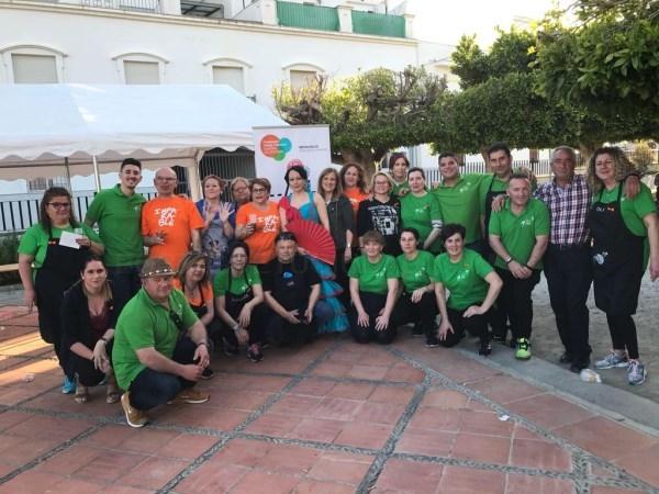 PAELLA SOLIDARIA A FAVOR DE LA FUNDACIóN JOSEP CARRERAS CONTRA LA LEUCEMIA