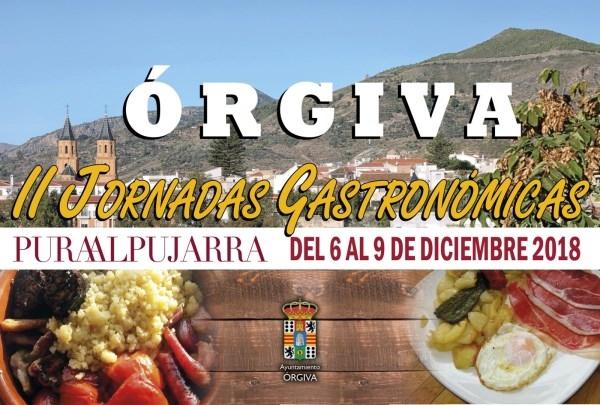 La cocina alpujarreña se hace visible en las II Jornadas Gastronómicas de Órgiva