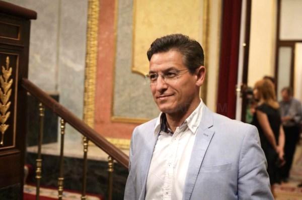 LUIS SALVADOR DEMANDA AL GOBIERNO ACTUACIONES URGENTES PARA LA MEJORA Y DIGNIFICACIóN DE LAS CONDICIONES LABORALES DEL PERSONAL DE ENFERMERíA DE INSTITUCIONES PENITENCIARIAS