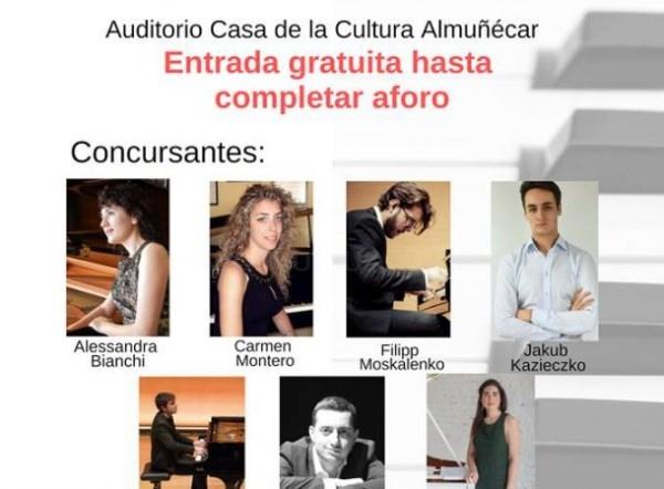 ALMUñéCAR ULTIMA LOS PREPARATIVOS PARA CELEBRAR EL I CONCURSO INTERNACIONAL DE PIANO