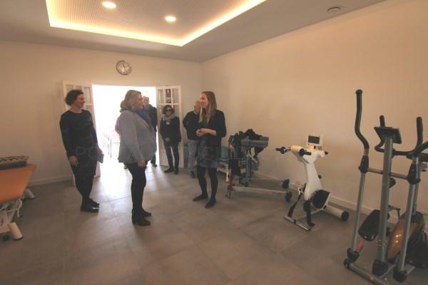 Un nuevo centro de rehabilitación neurológica intensiva en Almuñécar trata las secuelas del ictus