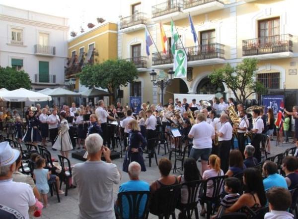 LA BANDA MUNICIPAL DE MúSICA DE ALMUñéCAR OFRECE ESTE SáBADO UN CONCIERTO MUY SEXITANO