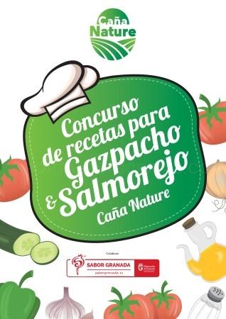 Sabor Granada, marca impulsada por la Diputación, promueve un concurso de gazpacho y salmorejo entre futuros restauradores