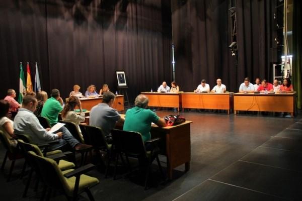 EL PLENO DE ALMUñéCAR APRUEBA EL RéGIMEN DE ORGANIZACIóN DE LA LEGISLATURA QUE COMIENZA