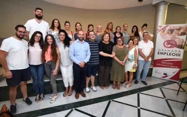 Diputación clausura el curso formativo de panadería y bollería con una previsión de inserción laboral del 50%