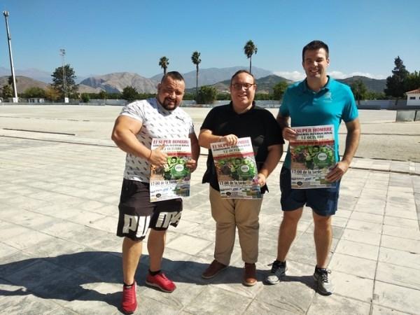 EL 'STRONGMAN' VUELVE A SALOBREñA CON EL CAMPEONATO INTERNACIONAL DONDE PARTICIPARáN LOS 8 HOMBRE MáS 'FORTISIMUS' DE EUROPA