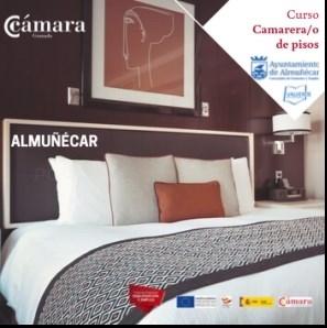 ALMUñéCAR Y LA CáMARA DE COMERCIO PROMUEVEN UN CURSO GRATUITO DE CAMARERA DE PISOS