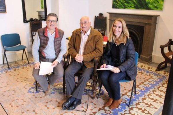EL PASADO DE LA FáBRICA DEL PILAR 'PIDE LA PALABRA' PARA RECONSTRUIR SU HISTORIA