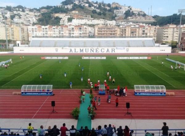 El Área de Deportes de Almuñécar pone en marcha abre las instalaciones al aire libre para la práctica individual