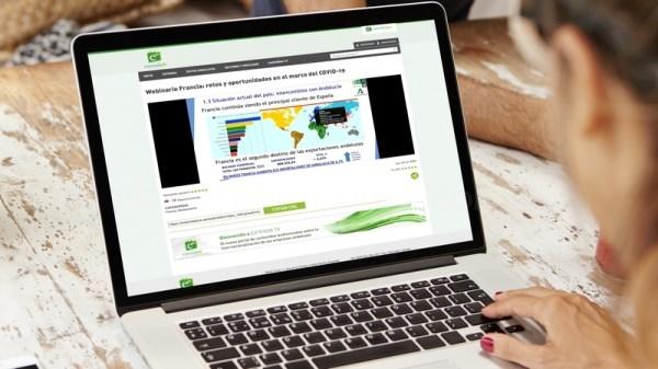 La educación online, las TIC, el agroalimentario o la movilidad eléctrica, sectores de oportunidad en Francia y Perú ante el Covid-19, según Extenda