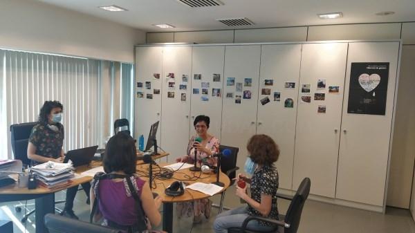 """""""A tu vera"""": un programa de radio online de Diputación que trata sobre feminismo e igualdad"""