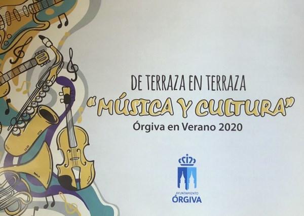 """Órgiva prepara un mes de julio cargado de actuaciones """"De Terraza en Terraza"""""""