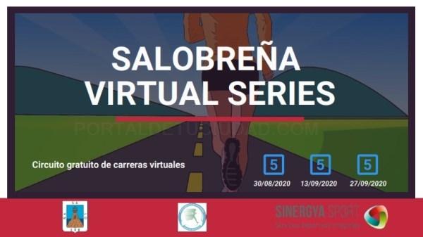 El Ayuntamiento y Sinergya Sport ponen en marcha 'Salobreña Virtual Series', carreras virtuales para fomentar la práctica deportiva de forma segura