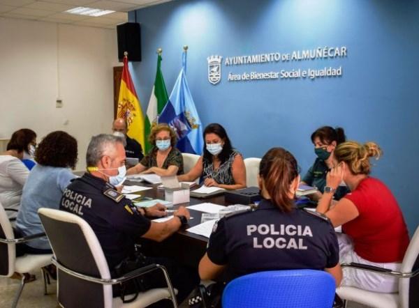 La Guardia Civil y la Policía Local de Almuñécar atienden a casi 60 casos de Violencia de Género en el municipio sexitano
