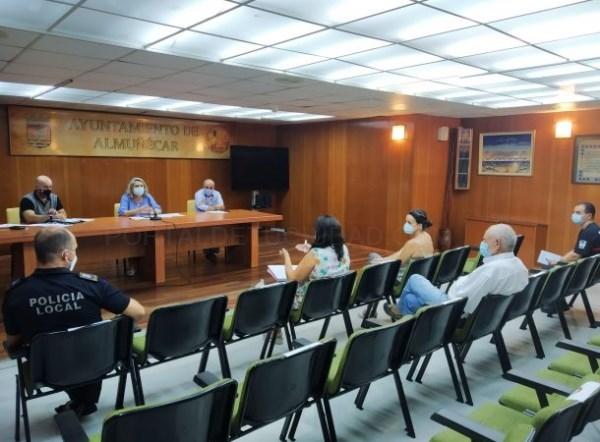 Almuñécar constituye el nuevo Plan de Emergencias Municipal (PEM)