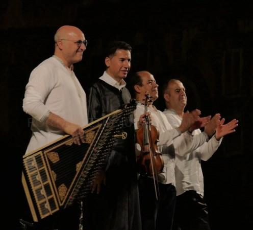 Cuatro municipios de la provincia acogen las actuaciones del V Festival de Música Antigua
