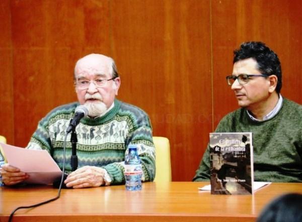 """Silvio Rivas presenta este jueves en la Casa de la Cultura de Almuñécar el libro """"Memorias del Pueblo Blanco"""""""