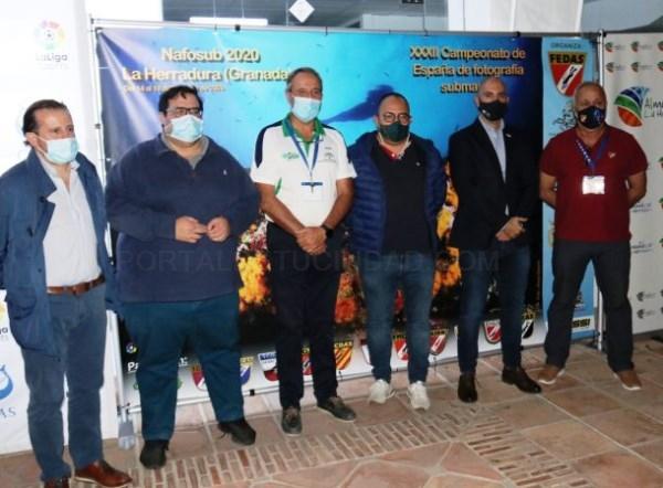 Este jueves comienza en La Herradura el XXXII Campeonato de España de Fotografía Subacuática