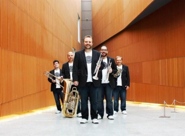 Granada Brass abrirá la temporada de concierto de Juventudes Musicales de Almuñécar el 2 de noviembre
