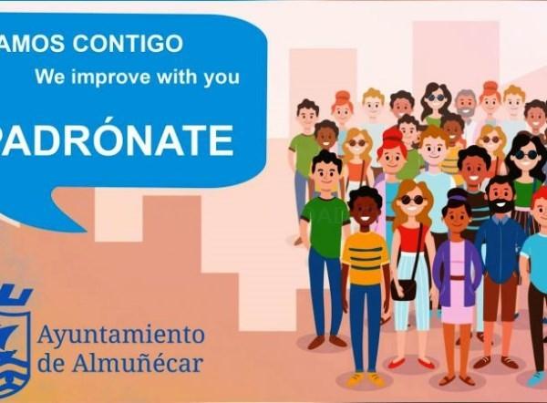 El Ayuntamiento de Almuñécar inicia una campaña para actualizar el padrón entre los residentes extranjeros