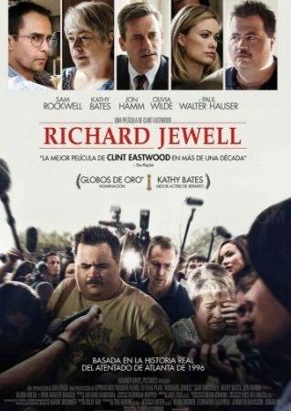 "El cine de la Casa de la Cultura Almuñécar proyecta este miércoles en inglés la película ""Richard Jewell"""