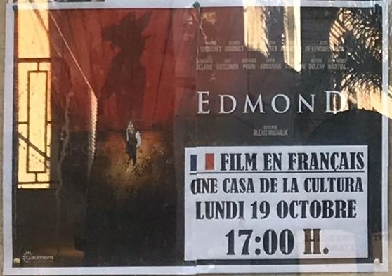 El cine de la Casa de la Cultura Almuñécar ofrece películas en versión original