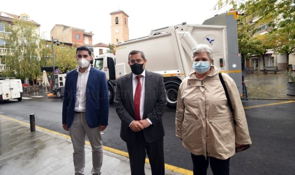 Impulso institucional a proyectos de desarrollo para Nigüelas y Dúrcal