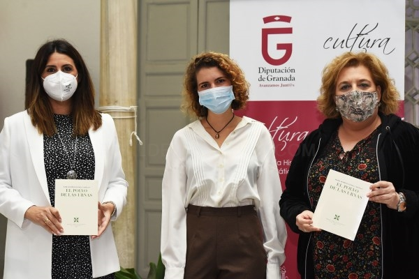 """Diputación presenta """"Polvo de las urnas"""", obra ganadora del Premio de Poesía Villa de Peligros"""