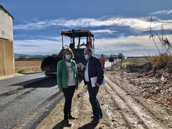 El Ayuntamiento de Motril reclama a la Junta la cesión de tres caminos rurales de propiedad autonómica para su arreglo