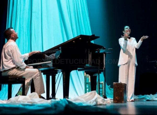"""El teatro vuelve a Almuñécar con la obra del universo de Lorca, """"Espejo, Capricho escénico"""""""